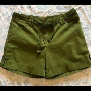 Pants - Ann Taylor shorts